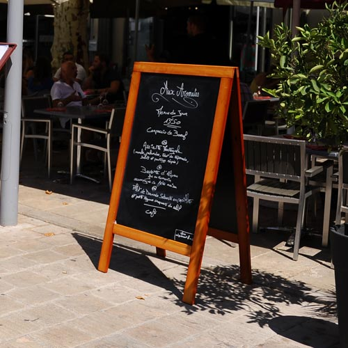 Aux Aromates Restaurant à Martigues - Privatisation Vitrolles