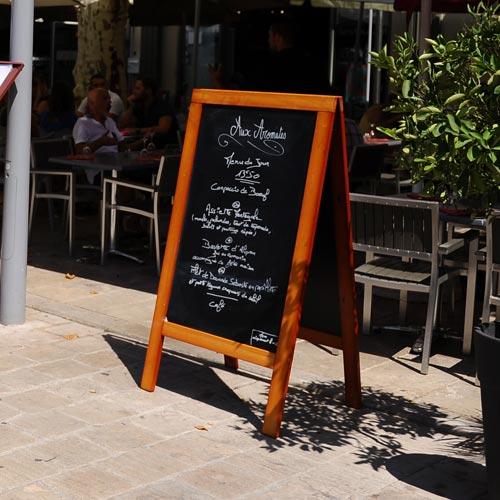 Aux aromates restaurant martigues martigues - Restaurant garage martigues ...