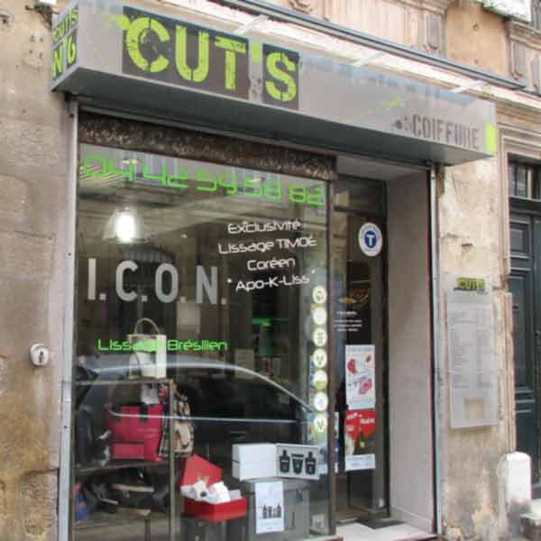 Cut 39 s aix aix en provence for Garage tassou pertuis