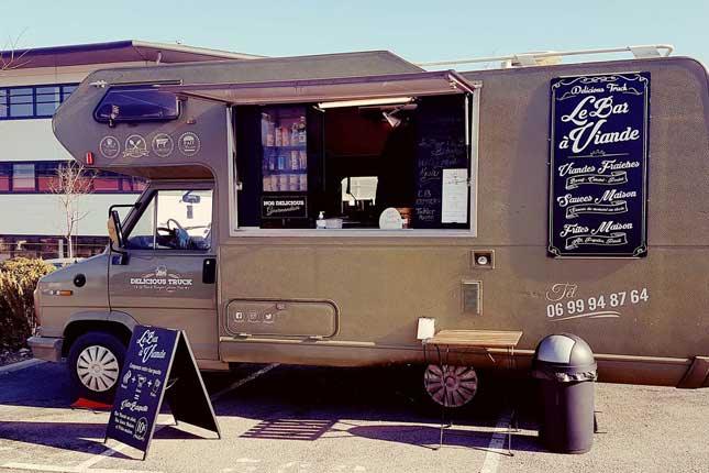 Food Trucks Aix en Provence - Villages Gourmands - Food Trucks Les milles